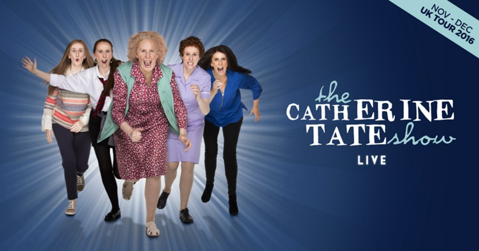 Catherine Tate Tour Dates