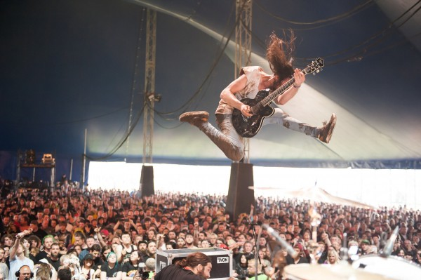 Photo credit: Heck by Ben Gibson/Download Festival