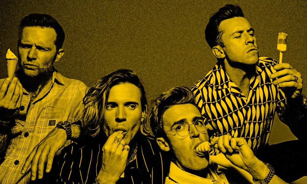 Summer Concerts 2020.Tour Of The Week Mcfly Announce Outdoor Concerts For Summer