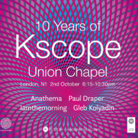 10 Years Of Kscope Tickets
