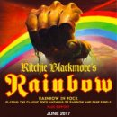 Ritchie Blackmores Rainbow Tickets