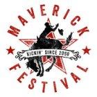 Maverick Festival tickets