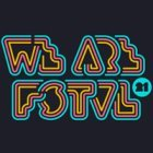 We Are FSTVL tickets