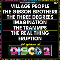 40 Years Of Disco Tickets
