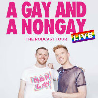 A Gay and a NonGay Tickets