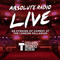 Absolute Radio Live Tickets