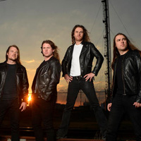 Airbourne merchandise