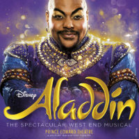 Aladdin The Musical Tickets