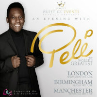 An Evening with Pele Tickets