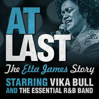 At Last The Etta James Story Tickets