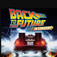 Back To The Future In Concert tickets