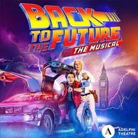 Back To The Future The Musical tickets