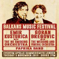Balkans Music Festival Tickets
