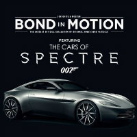 Bond In Motion Exhibition Tickets