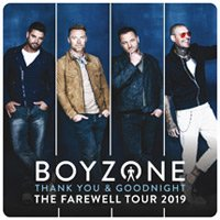 Boyzone tour dates and tickets