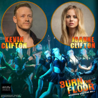 Burn The Floor tickets