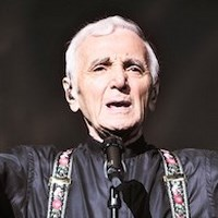 Charles Aznavour tour dates and tickets