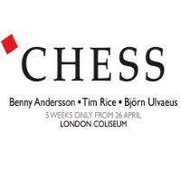 Chess tour dates and tickets