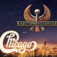Chicago and Earth Wind and Fire Tickets