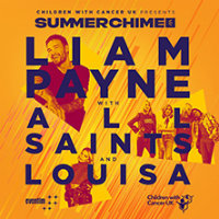 Children with Cancer UK Presents SummerChime tickets