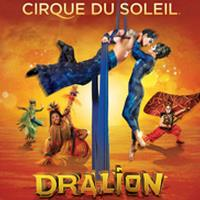 Cirque Du Soleil Dralion tour dates and tickets