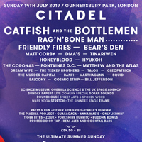 Citadel Festival tour dates and tickets
