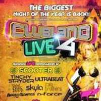 Clubland Live 4 tour dates and tickets