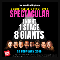 Comic Relief Spectacular Tickets