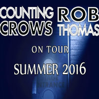 Counting Crows and Rob Thomas tour dates and tickets