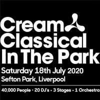 Cream Classical In The Park tickets