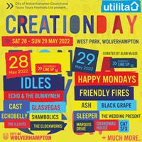 Creation Day Tickets