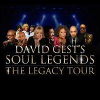 David Gests Soul Legends tour dates and tickets