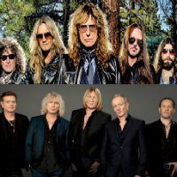 Def Leppard And Whitesnake Tour 2019/2020 - Find Dates and ...