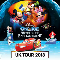 Disney On Ice Worlds Of Enchantment Tickets