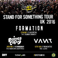 07991afb3d Dr Martens Stand For Something Tour 2019/2020 - Track Dates and Tickets -  Stereoboard