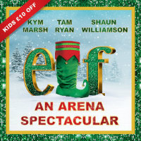 Elf An Arena Spectacular Tickets