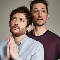 Elis James and John Robins tour dates and tickets