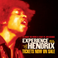 Experience Hendrix tour dates and tickets