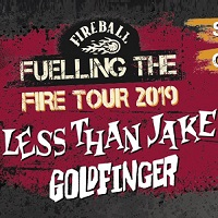 Fireball Fuelling The Fire Tour tour dates and tickets