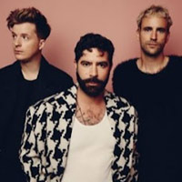 Foals tour dates and tickets