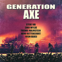 Generation Axe Tickets