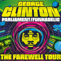 George Clinton tour dates and tickets