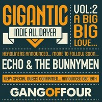 Gigantic Indie All Dayer tour dates and tickets