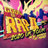 Gods Of Rap Tickets