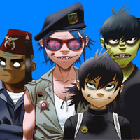 Gorillaz tour dates and tickets