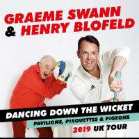 Graeme Swann and Henry Blofeld Tickets, Birmingham Old Rep