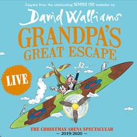 Grandpas Great Escape Live Tickets