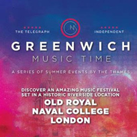 Greenwich Music Time tour dates and tickets