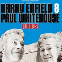 Harry Enfield and Paul Whitehouse Tickets