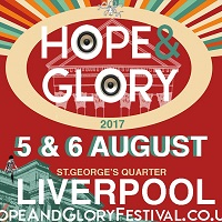 Hope And Glory Festival tickets
